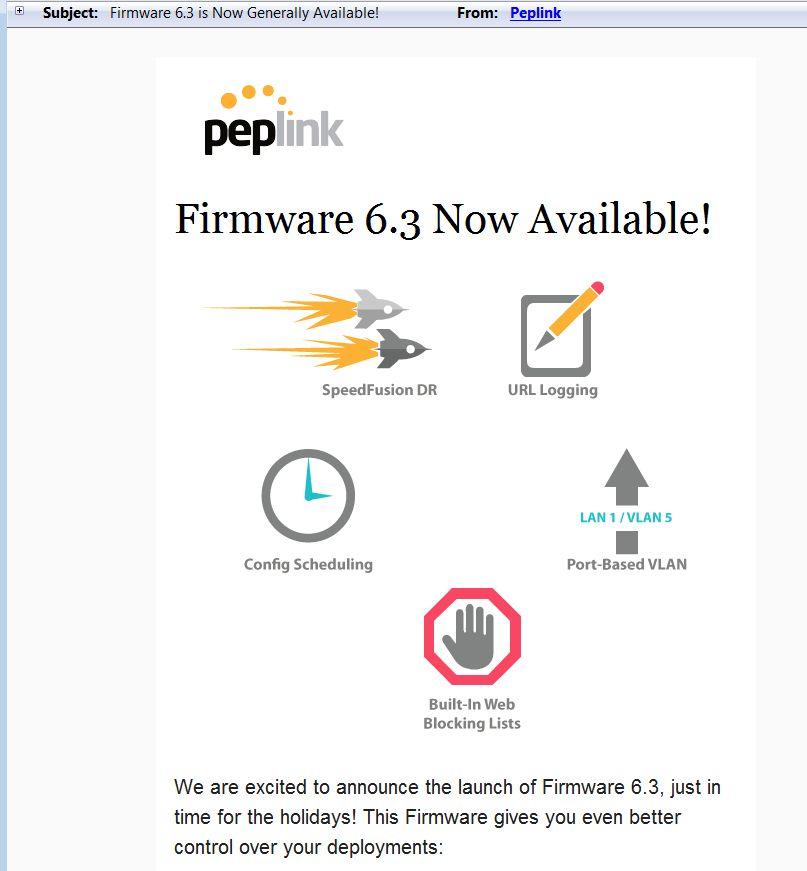 Pepwave Surf SOHO Router